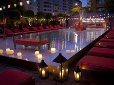 Interiors - Hotel Faena Buenos Aires by Philippe Starck |