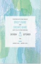 paint paint strokes Invitations & Announcements