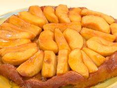 Tarta tatín de manzanas, es la receta q me resulta ok@ siempre dulce por maru bottana