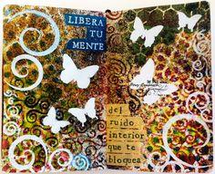 Libera tu mente. Crítico interior y #artjournal. M.Paz Pérez-Campanero http://red.manosymente.com/artjournals/libera-tu-mente
