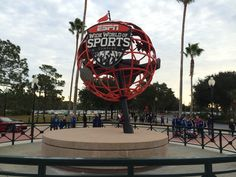 ESPN sports center in Florida Espn, Ferris Wheel, Fair Grounds, Florida, Sports, Travel, Hs Sports, Viajes, The Florida