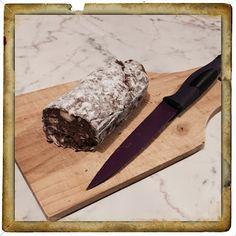 Peccati di torta: Salame al cioccolato