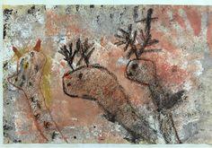 SJS Art Studio: Cave Art Revisited