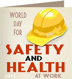 Barbara F. just received a Care2 Thank You Note For Taking Action on World Day For Safety And Health.