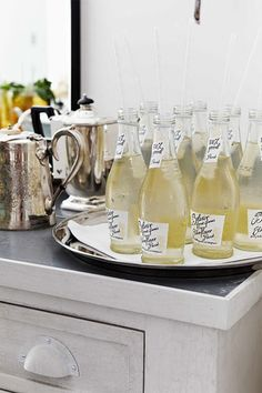kitchen tea styled by bo peep productions; photography by natalie hunfalvay for hello naomi