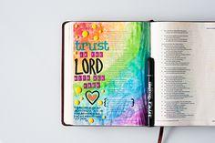 Tiffany Zajas | Trust In The LORD