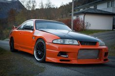 Nissan Skyline GTS-T in Norway