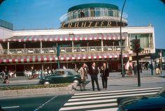 Cafe Kranzler, Berlin – 1960