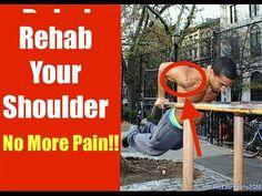 REHAB YOUR #SHOULDER (NO MORE PAIN!)
