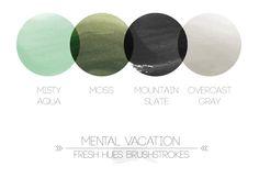 *brushstrokes* | fresh hues