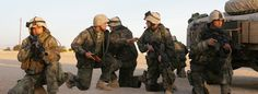 The homepage for Generation Kill on HBO, featuring videos, images, music, schedule information and episode guides.