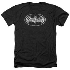 Batman/Paisley Bat T-Shirt Hoodie Apparel