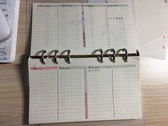 最近バレットジャーナルを始めた私のシステム手帳の中身晒します | ヘタノヨコズキ