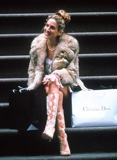 Sex and the City 3: Carrie Bradshaw's best ever outfits