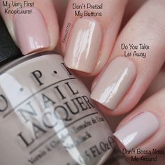 Elaine Nails: OPI Hawaii Spring/Summer 2015 Collection Swatches & Review