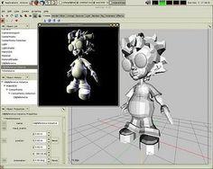 10 programas de software livre 3D.  Free software 3D.