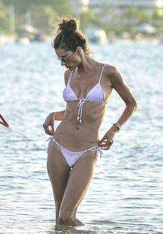 Hot Bikini, Bikini Girls, Bikini Babes, Skinny Inspiration, Chanel West Coast, Celebrity Bikini, Brazilian Models, Alessandra Ambrosio, Bikinis