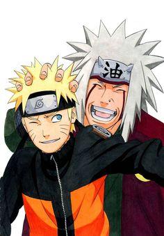 Naruto and Jiraiya wallpaper by Ebrown292 - cd - Free on ZEDGE™