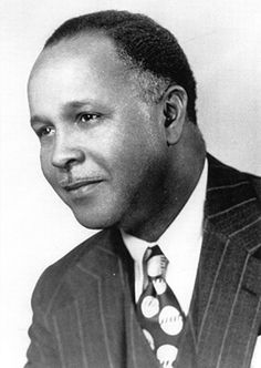 Dr. Percy Lavon Julian overcame #poverty & #segregation to become the first African American chemist inducted into the National Academy of Sciences. Racism persisted throughout his #life & career but so did he.