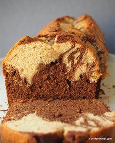 Torten und komplizierte Kuchen sind überschätzt. Es geht nichts über einfache, saftige Rührkuchen - guckt euch im Schokohimmel mal um :-D . Dazu gehört auch Marmorkuchen.