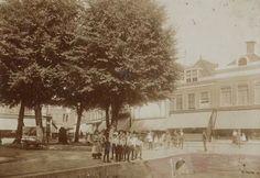 Schaapmarktplein, rond 1900