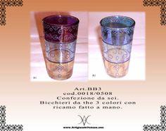 Bicchieri marocchini