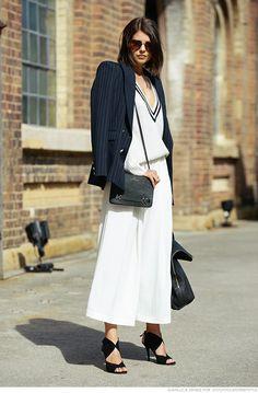 blogmixes: Talisa Sutton - Street Style - Carolines Mode
