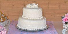 Lace Cake, Wedding Cake