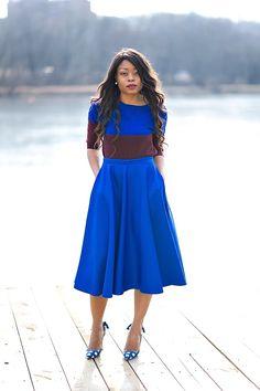 .@Asos skirt on www.jadore-fashion.com