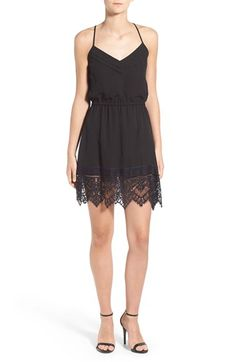 cupcakes and cashmere 'Renee' Lace Dress available at #Nordstrom