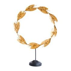 Lily of the Valley Wreath on Stand