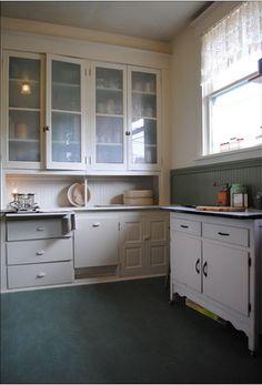 Marmoleum floor home pinterest kitchens kitchen for Kitchen remodeling lincoln ne