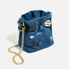 MINI TAG CROSSBODY BAG-View all-BAGS-WOMAN | ZARA United States