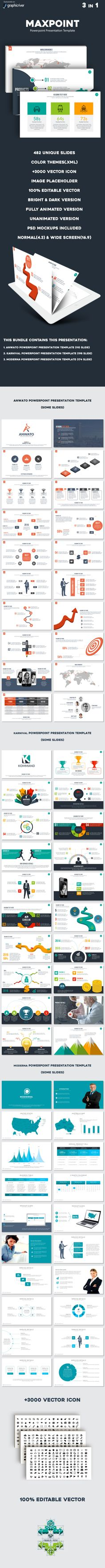 Moka Powerpoint Template  Moka And Creative Powerpoint Templates