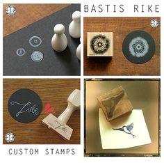 cool custom stamps