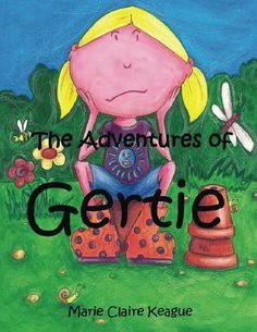 The Adventures of Gertie Rhyming Words, Marie Claire, My Books, Little Girls, Vibrant, Snoopy, Adventure, Comics, Illustration