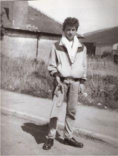 George Harrison by Paul McCartney