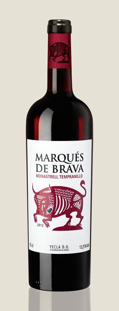 Marqués de Brava 2011 - Rotwein - TVINO PD