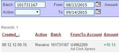 Here is my Withdrawal Proof from AdClickXpress. I get paid daily and I can withdraw daily. Online income is possible with ACX, who is definitely paying – no scam here. http://www.adclickxpress.com/?r=cafaavwzwjp2&p=mx
