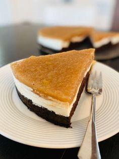 Nepečený jahodový dort s tvarohem bez cukru a mouky | Bc. Martina Jandová Cheesecake Brownies, Sandwiches, Paleo, Food And Drink, Low Carb, Gluten Free, Sweets, Cooking, Breakfast