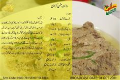 Mutton Recipes Pakistani, Actress Priyanka, Spicy Dishes, Baked Chicken Wings, Desi, Curry, Cooking Recipes, Baking, Fruit