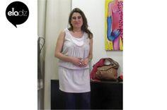 Maite Rapaza Ela Diz  Dress Luna Moreno
