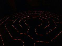 Making a labyrinth Prayer Ideas, Prayer Stations, Prayers, Devotional Ideas, Prayer, Beans