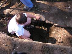 Keep on digging!