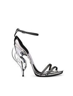 Gianluca Tamburini Schuhdesigner Conspiracy 'Biotech' 2014 #Tamburini #Shoes #Heels