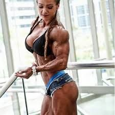 A picture of Marjorie Beck . This site is a community effort to recognize the hard work of female athletes, fitness models, and bodybuilders. Shredded Body, Strong Body, Muscle Girls, Crossfit Athletes, Bodybuilding Workouts, Bikini Bodies, Weight Training, Fitness Inspiration, Workout Inspiration