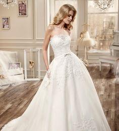 Wedding Dress Nicole  NIAB16068 2016