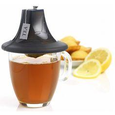 Silicone Tea Cosy Charcoal by Mastrad. $10.99