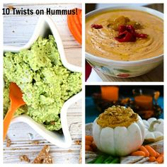 10 Delicious Twists on Hummus