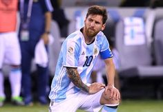 Messi's catastrophic penalty meltdown would NEVER have happened to Ronaldo